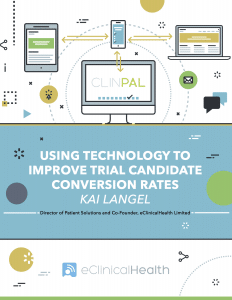 Using Technology to Improve Trial Candidate Conversion Rates